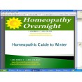 Winter Guide Book to Homeopathy - FREE!