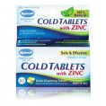 Hyland's Cold Tabs with Zinc